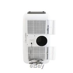 12,000 BTU Portable Air Conditioner Mobile Air Conditioning Unit with Heat Pump