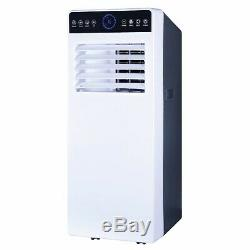 12000 BTU Portable Air Conditioner Mobile Air Conditioning Unit with Heat Pump