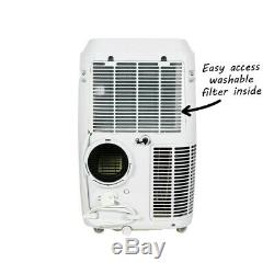 12000BTU Air Conditioner Portable Conditioning Unit 3in1 Heat Pump Wifi Alexa