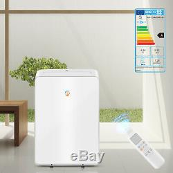 12000BTU Air Conditioner Portable Conditioning Unit 4.25kW Remote Energy Class A