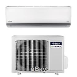 12000btu Inverter Split Air Conditioning Conditioner Wall Mount Unit Heat + Cool