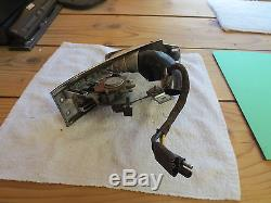 1967 Shelby Mustang GT Deluxe Air Conditioning Controls unit AC A/C OEM 67