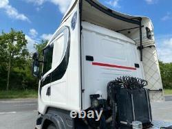 2015 scania R500 v8 6x2 tractor unit with tipping gear irish reg