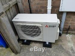 2018 Air Conditioning Unit model mxz 2d53vaz Hardly used with 2 internal units+