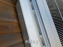 3x Mitsubishi Heavey Industory Ceiling Cassette Air Conditioning Units And 2x MI