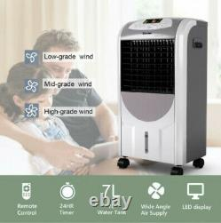 4 In 1 Air Conditioning Unit / Fan Heater With 3 Speeds All seasons heat control