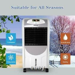 4 in 1 Air Conditioning Unit / Fan Heater with 3 Speeds