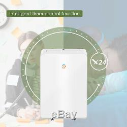 4-in-1 Eco 12000BTU Air Conditioner Portable Conditioning Unit 4.25KW Class A