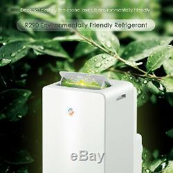 4-in-1 Eco 16000BTU Air Conditioner Portable Conditioning Unit 4.25KW Class A