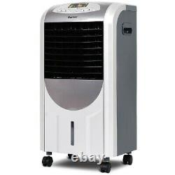 4 in 1 Fan Heater & Air Conditioning Unit with 3 Speeds