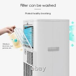 4in1 Eco 7000BTU Air Conditioner Portable Conditioning Unit + Remote Class A