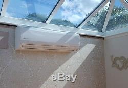 5 kw panasonic air conditioning unit