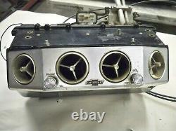 66 67 Chevy II Nova Under Dash A/C Air Conditioning Unit Controller Heater Plus