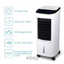 7L 65w Evaporative Air Cooler Portable Conditioner Fan Conditioning Unit Remote