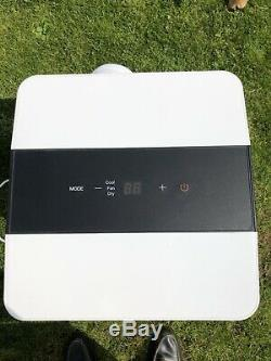 9000 BTU Portable Air Conditioning Unit with Remote Control