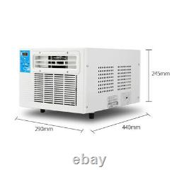 950W Air Conditioner Portable Mobile Air Conditioning Unit Cooler & Heater 220v