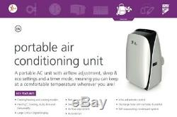 ASPEN 3.5kw Portable Air Conditioning Unit Cooling only FREE NEXT DAY DELIVERY