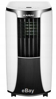 Air Conditioner 3in1 Eco 26m² Portable Conditioning Unit 2,6KW Class A Modern