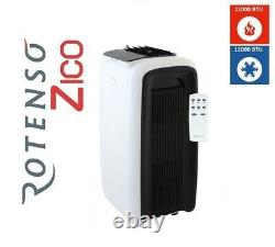 Air Conditioner Portable Conditioning Unit 12000 BTU 4 in1 Dehumidifier Energy A