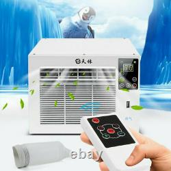 Air Conditioner Portable Conditioning Unit 3725BTU 1100W Remote Control
