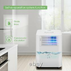Air Conditioner Portable Conditioning Unit 9000BTU 2.6kW Remote Energy Class A