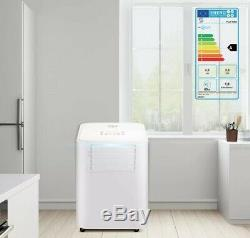 Air Conditioner Portable Conditioning Unit 900BTU 2.6kW Remote Energy Class A