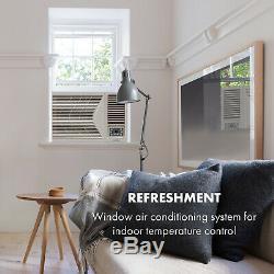 Air Conditioner Window Conditioning Unit Climate 9000BTU 2.7kW A Remote Control