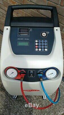 Air Conditioning Machine Air con Unit Delphi (R134a) Semi-Auto hybrid ready