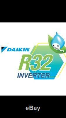 Air Conditioning Unit Daikin 3.5kw R32 Gas Wall Mount 07901814174