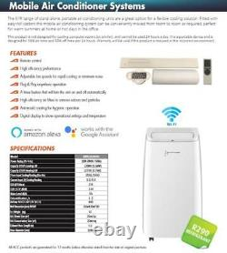 Air Conditioning Unit Smart KYR-35GWithAG 12000BTU Compatible with Alexa & Google