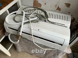 Air Conditioning units x 2 Wall Mounted Heat Pump Domestic Air Con