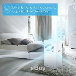 Air Cooler Conditioner Portable Conditioning Unit 9000BTU 2.06kW Remote Control