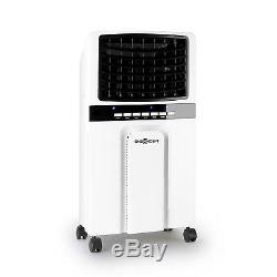 Air Cooler Portable Conditioning Room 4in1 Fan 6 L 65 W Ioniser Humidifier White