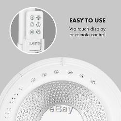 Air Fan Portable Conditioning Pedestal Oscillating 360 Sensor Remote Control 65W