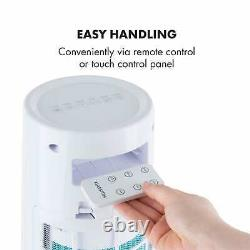 Air Fan Portable Cooler Conditioning Tower Oscillating Ice Remote Control 35W