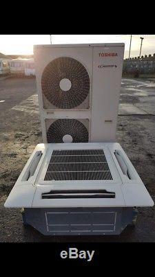Air conditioning unit- Cassette- Toshiba