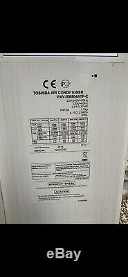 Air conditioning unit Toshiba Wall Mount Split Heating Cooling