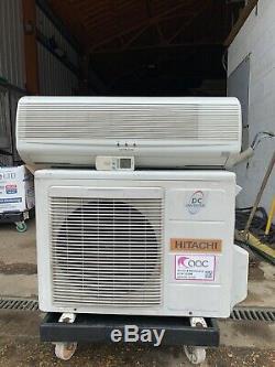 Air conditioning unit Wall Mount Hitachi Fujistsu Ac Air Con Kw
