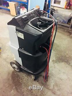 Air conditioning unit snap on