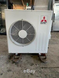 Air conditioning unit wall mounted Mitsubishi Fujitsu Daikin