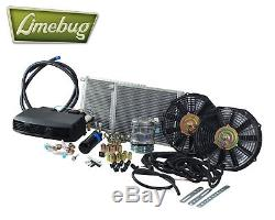 Aircooled T1 Beetle Air Conditioning Kit Under Dash Evaporator Compressor System