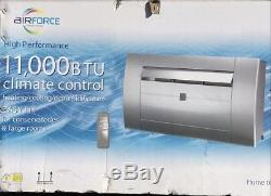 Airforce 11000 BTU Climate Control Air conditioning Unit New In Box