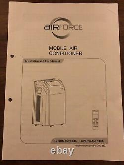 Airforce Air-con Air Conditioning Pair of x2 Units