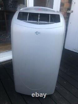 Airforce portable air conditioning air conditioner unit 12000 BTU Used
