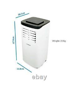 Amcor SF8000E-V3 Portable Air Conditioning Unit White
