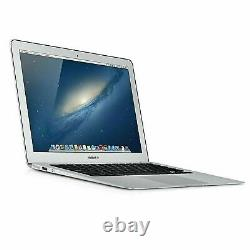 Apple MacBook Air 11.6 Laptop Intel C2D 1.4GHz 2GB RAM 128GB SSD Good Condition