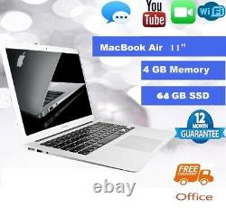 Apple MacBook Air 11.6 (i5) 4GB RAM / 64SSD Good Condition 12M warranty