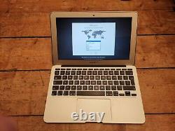 Apple MacBook Air 11 Core i5 1.6ghz 4GB 128GB (March 2015) Great Condition