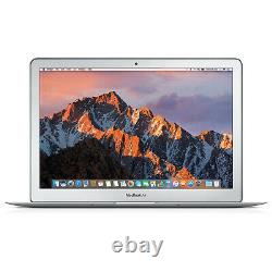 Apple MacBook Air 13.3 Core i5 1.8GHz 4GB RAM 128GB SSD Mid 2012 Good Condition