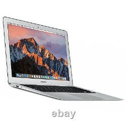 Apple MacBook Air 13.3 Laptop 1.6 Core i5 8GB RAM 256GB SSD 2015 Good Condition